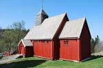 Lo kirke, Sverresborg. Foto: Cato Edvardsen. CC BY-SA 3.0, wikimedia